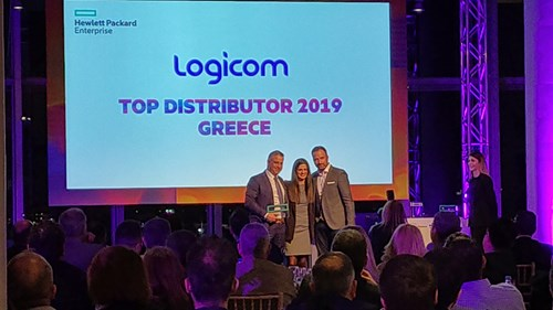 HPE Top Distributor Greece 2019