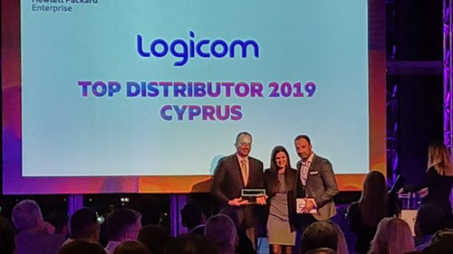 HPE Top Distributor 2019 Cyprus